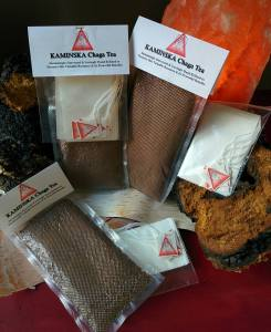 Please visit us at GiveUpPain.com to purchase your KAMINSKA Chaga Tea Kit today!